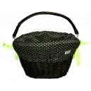 Koszyk LoVelo Lime Dot